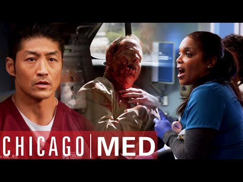 Chicago Med On Emergency Alert | Chicago Med