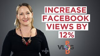 12% Increase in Facebook Views by Adding this 1 Simple Thing // Vlog Pod // Video Blogging Made Easy
