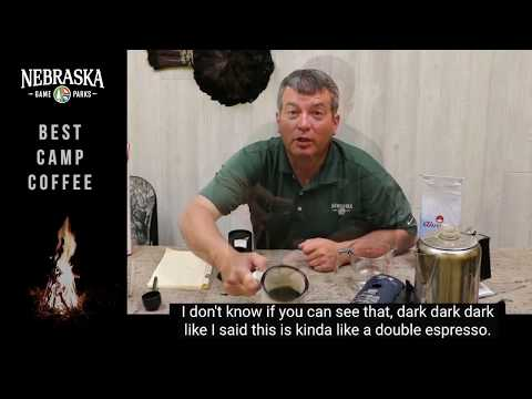How-to Make the Best Camp Coffee