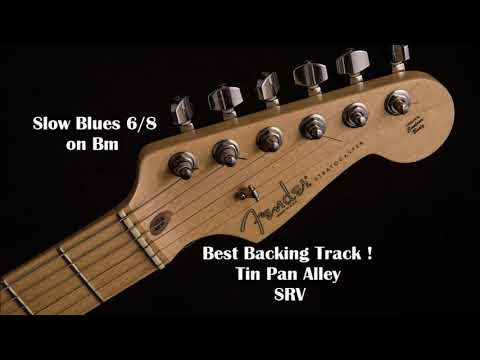 Tin Pan Alley Backing Track