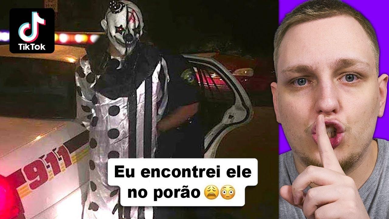 TIKTOKS ASSUSTADORES QUE VÃO FAZER SEU CORAÇÃO PARAR 2..