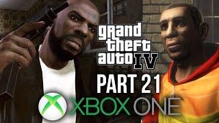 GTA 4 Xbox One Gameplay Walkthrough Part 21 - DWAYNE OR PLAYBOY ???