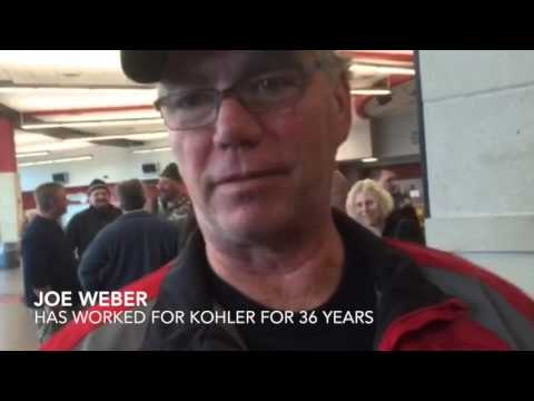 Kohler Co. workers explain why they voted to strike