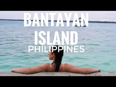 BANTAYAN ISLAND! Philippines Travel Vlog #7