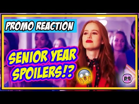 Senior Year Spoilers!? | Riverdale 4x02 'Chapter 59: Fast Times at Riverdale High' PROMO REACTION