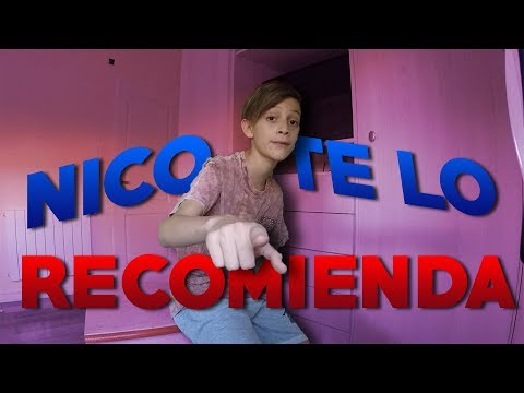 NICO RECOMMENDS YOU
