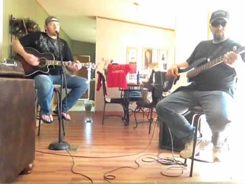 Jon and John Brantley Gilbert Cover