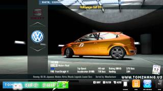 Need for Speed Shift 2 Unleashed Official Gameplay for PC / Mac / Xbox 360 / PS3 HIGHEST SETTINGS HD