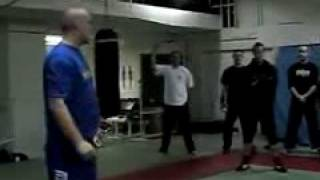 Crazy Monkey Boxing - Defending The Jab