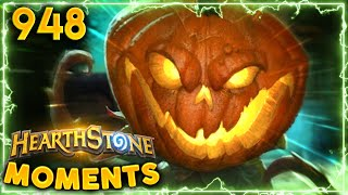 The SPOOKIEST Day Of The Year (Halloween Special) | Hearthstone Daily Moments Ep.948