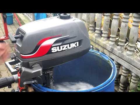 Suzuki 4 hp outboard motor 2000r 2 stroke dwusuw doovi for Suzuki 2 5 hp motor