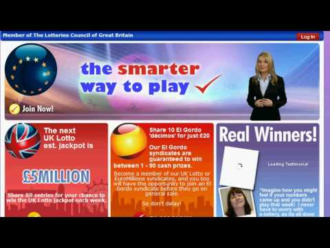 Play the EuroMillions,UK Lottery