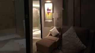 中國 廣州粵海喜來登酒店套房影片  Sheraton Guangzhou Hotel