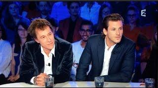 Gaspard Ulliel & Bertrand Bonello - On n'est pas couché 27 septembre 2014 #ONPC
