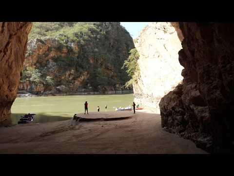 Amazonas Cave Rio Marañón