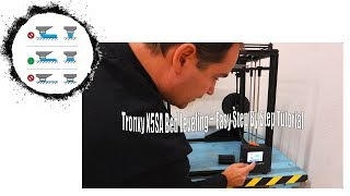 X5SA 2019 MAY UPGRADED VERSION INSTALLATION VIDEO - Tronxy 3D Printer