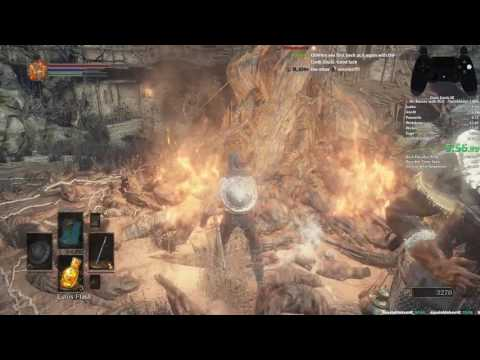 DS3 All Bosses Speedrun in 1:06:55 (DLC1 World Record)