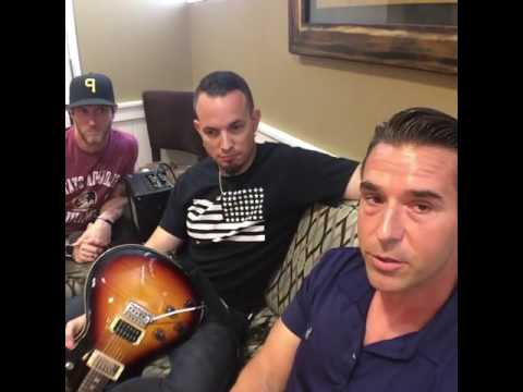 Interview! with Mark Tremonti and Brian Mashall of the super group Alter Bridge!!