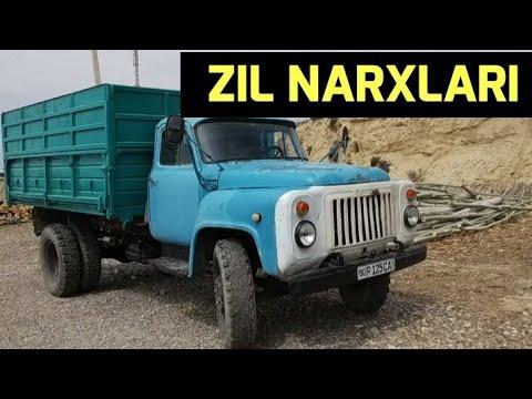 ZIL, GAZ 53, VOLGA PUL TOPAR MASHINALAR NARXLARI