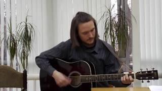 Егор Золотухин, ''Песня заключенных'' (вечер в библиотеке 139).