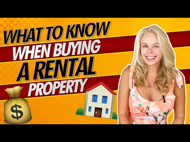 Before You Buy Your First Rental Property - Real Estate Investing 101 For First Time Home Buyers 🏠 💰