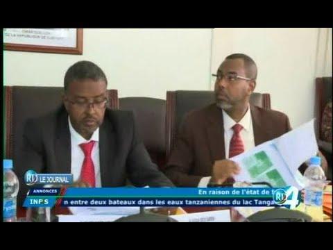 Télé Djibouti Chaine Youtube : JT Somali du 25/12/2017