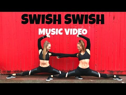 Katy Perry #swishswishchallenge @Danceon @katyperry | The Rybka Twins