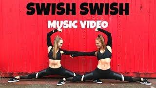 Katy Perry #swishswishchallenge @Danceon @katyperry | The Rybka Twins