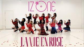 IZ*ONE (아이즈원) - 라비앙로즈 (La Vie en Rose) Dance Cover HYE WON...