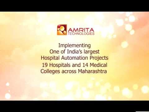 Amrita Health Care Informatics Suite