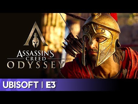 Assassins Creed Odyssey Gameplay & Full Reveal | Ubisoft E3 2018