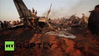 В небе над Ливией сбили истребитель МиГ-25
