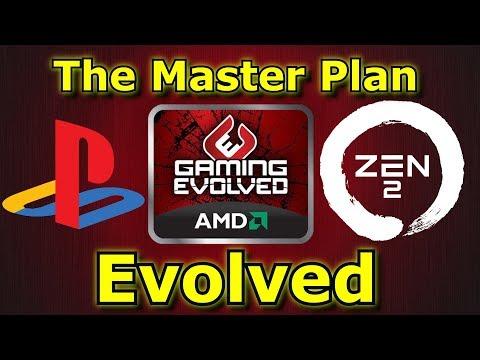 AMD  - The (Evolving) Master Plan