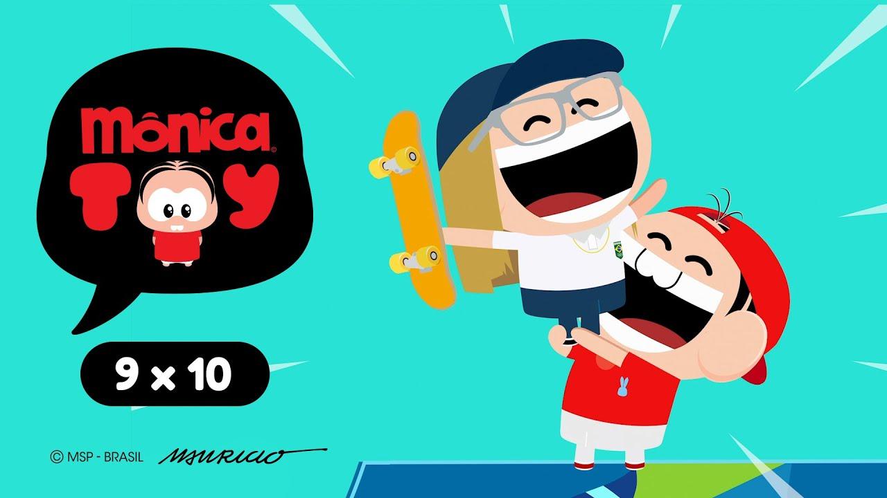 Mônica Toy | Big Flip Toy Toy Toy (T09E10)