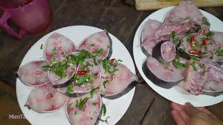 Cả nhà ăn lẩu cá bóp nấu mẻ [Miền Tây TV]