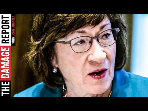 Susan Collins Admits She's THE WORST