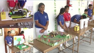 Bal Bharti International School Science Exhibition | Science Project | Science Model