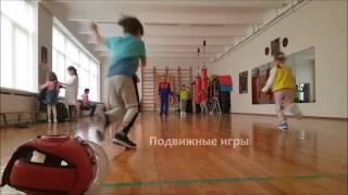 Частная школа на метро Cокол - физкультура