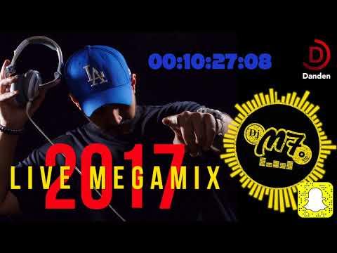 Dj M7 Live Mega Mix  2017 Naggazi Khalij & Iraqi - لايف ميقامكس دي جي ام سفن نقازي