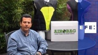 Airbag para motos, un desarrollo colombiano para salvar miles de vidas