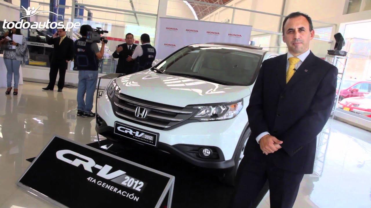 V Motor Center en Lima Norte, nuevo concesionario de Honda ...