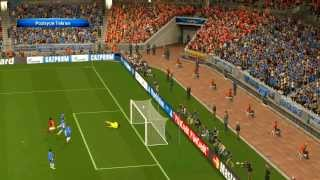 Chelsea FC vs Galatasaray AS - UEFA Champions League - Şampiyonlar Ligi - PES 2014 PC
