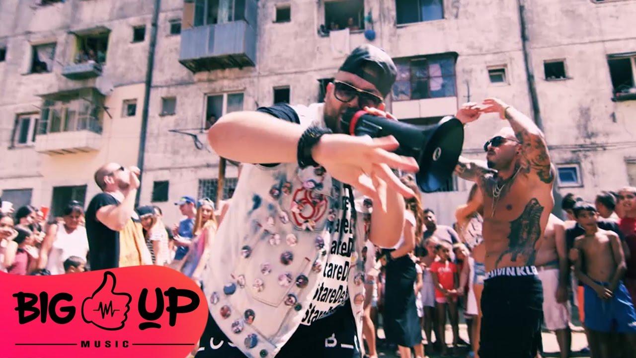Boier Bibescu feat. Puya, Jon Baiat Bun, Rashid & Alex Velea - Stare de Show   Videoclip Oficial