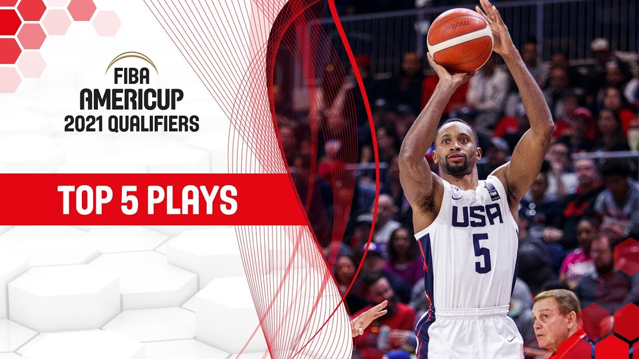 Nike Top 5 Plays | Game Day 3 | FIBA AmeriCup 2021 - Qualifiers