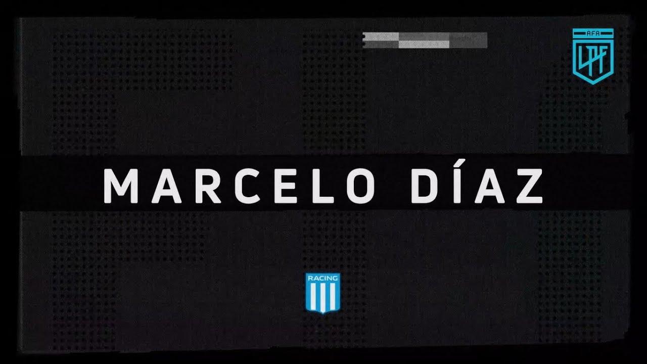 Precisión importada: Chelo Díaz, un reloj en Racing