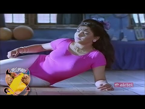 Kushboo doing workout in a sexy tight outfit (unseen) thumbnail