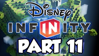 Disney Infinity 2 - Blitz Box - Part 11 - Castles! (hd) (toy Box)