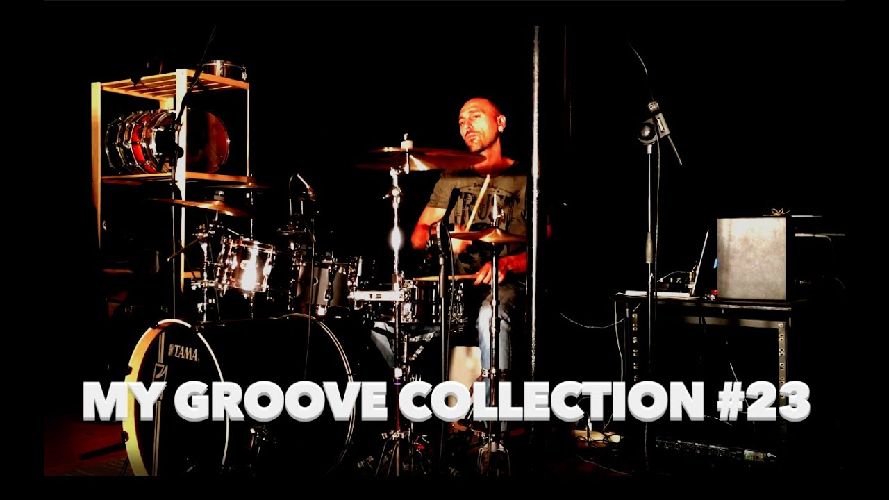 BEST DRUM GROOVES - moving from shuffle to quintuplets