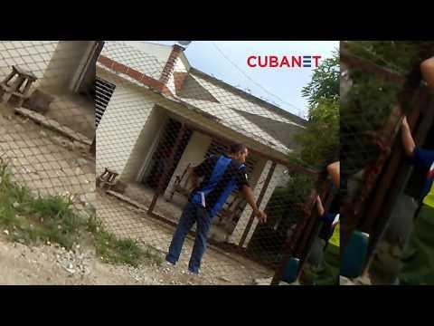Detienen a Raúl Martínez Caraballo, coordinador de UNPACU, en Manuel Tames, Guantánamo