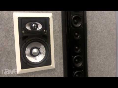 CEDIA 2013: Earthquake Intros its Hestia LCR Speakers